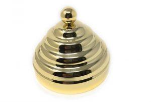 LITTLE-PIRAM-G LITTLE VINTAGE GOLDEN pyramid decorative cover
