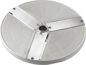 E4 Disc for slicing 4mm for electric vegetable cutter