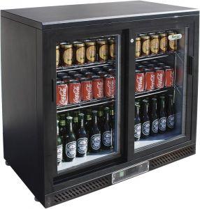 G-BC2PS Espositore refrigerato orizzontale per bibite