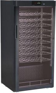 G-BJ208 Wine cellar capacity 54 bottles static refrigeration temp + 5 ° / + 18 ° C