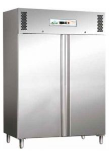 G-GN1410TN Refrigerated double door Refrigerated Ventilated cabinet