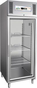 G-GN650TNG Refrigerated showcase, single door. Ventilated refrigeration