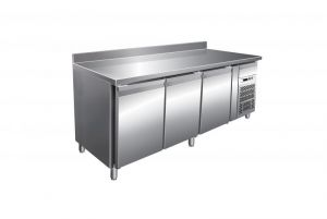 G-PA3200TN Ventilated Refrigerated Table Three Doors with Upstand