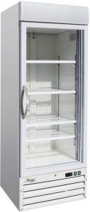 G-SNACK420BTG Ventilated freezer cupboard 578 lt capacity temp. -18 ° / -22 ° C