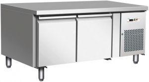 G-UGN2100TN - Tavolo refrigerato ventilato per gastronomia, alto 65 cm