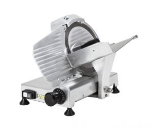 HBS220JS Gravity slicer blade 220 mm. thickness of cut 0-120mm.
