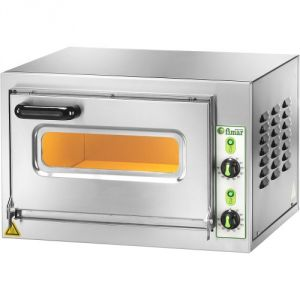 MICROV18C 1 chamber electric oven 40x40x18h - Single phase