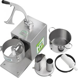 TV4000M  Electric Vegetable cutter L'ORTOLANA Single phase - Discs excluded