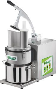 TV4000T  Electric Vegetable cutter L'ORTOLANA - Discs excluded