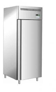 G-GN600BT-FC Sturdy GN2 / 1 Freezer Cabinet - Blind Door - Capacity 600 Lt