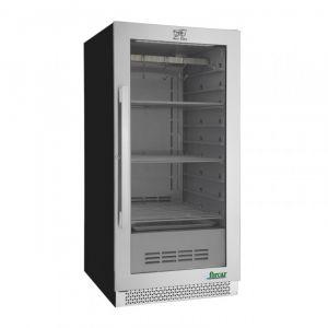 GDMA120 Vetrina Refrigerata per Frollatura Carne Lt 233