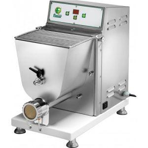 PF25ET Macchina pasta fresca Trifase 370W vasca 2 kg - Trafila refrigerata