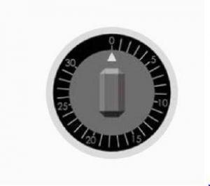 TMIB Mechanical timer for Berta kneader