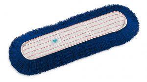 00000143 MIDDLE ACRYLIC FRINGE - BLUE - 80 CM