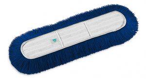 00000148 BASIC FRINGE ACRYLIC - BLUE - 100 CM