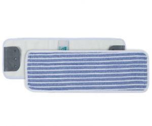 00000692 REPLACEMENT WET SYSTEM MICROFIBER - WHITE-BLUE - 40 C