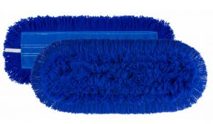 00000700 REPLACEMENT SYSTEM ACRYLIC VELCRO - BLUE - 40 CM