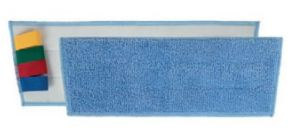 00000712 REPLACEMENT VELCRO MICROBLUE RECTANGULAR SYSTEM - A