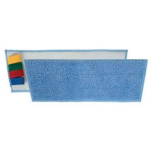 00000729 REPLACEMENT SYSTEM VELCRO MICROBLUE - BLUE - 30 C
