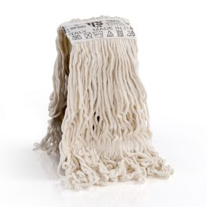 00001350 CONTINUOUS WIRE MOP - WHITE - 350 GR