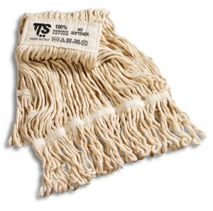 00001351 CONTINUOUS WIRE MOP - WHITE - 400 GR