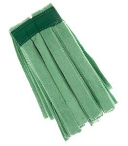 00001780V Mop Microfibra - Verde - 250 Gr