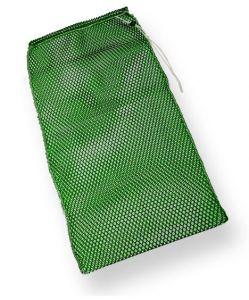 00001831V Sacco Lavaggio Ricambi E Panni Colorato - Verde Pr