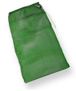 00001834V SPARE PARTS CLEANING BAG AND COLORED CLOTHES - GREEN PR