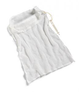00001836 SPARE PARTS WASHING BAG - WHITE - CAPACITY
