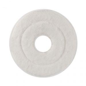 00001841 MOP MONOSPAZZOLA - WHITE - 43 CM
