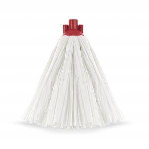 00001870 Mop Special Con Calotta - Bianco