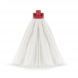 00001870 SPECIAL MOP WITH SHELL - WHITE