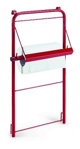00003055 ROLL HOLDER DUST - RED