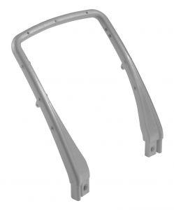 00003311 U-Handle for Trolleys Nick - Gray