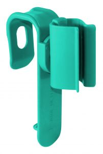 00003321 SUPPORT WITH POT HOLDER - GREEN