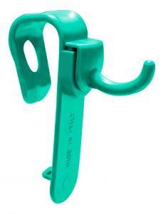 00003323 SUPPORT FOR HOOKS MAGIC TRAY - GREEN - WITH G