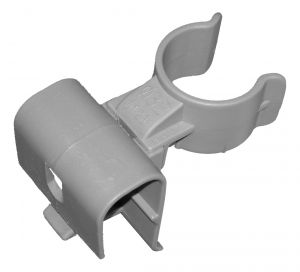 00003343E TUBE HOLDER HOOK WITH CONNECTION FOR WIDE PROFILE -