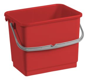 00003361 Bucket 4 L - Red