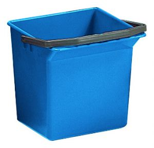 00003503 Bucket 6 L With Upper Handle - Blue
