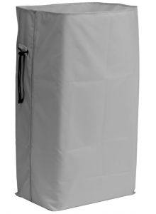 00003641E PLASTICIZED BAG 150 L - GRAY