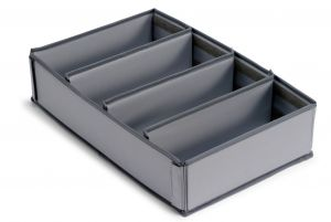 00003687 MAGIC HOTEL ORGANIZER - GRAY