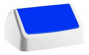 00005111 Coperchio Max - Blu - per Max 50 L