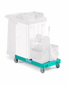 T09070413 LARGE MAGIC BASE - GREEN - OUTDOOR WHEELS WITH