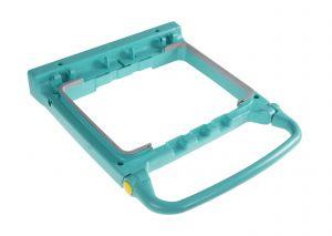 T090712 Portasacco Magic 150 L Con Maniglia ergonimica - G