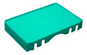 T090795 MAGIC REGGI-SACK - GREEN PLATE
