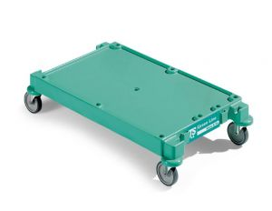 T291302 GREEN LINE BASE SMALL - GREEN - WHEELS FOR EXTERNAL