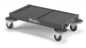 T99070E33 Base Magicart Grande Con Paracolpi - Antracite - R