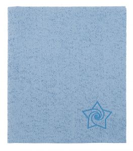 TCH401020 STEEL-T CLOTH - BLUE - 1 PACK FROM 5 PCS. - 35 CM