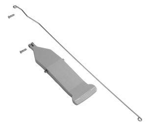 V050068 PEDAL KIT FOR MAGIC BAG - GRAY - FOR BAS
