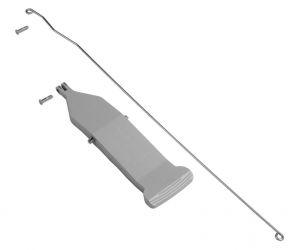 V050077 PEDAL KIT FOR MAGIC BAG - GRAY - FOR BAS